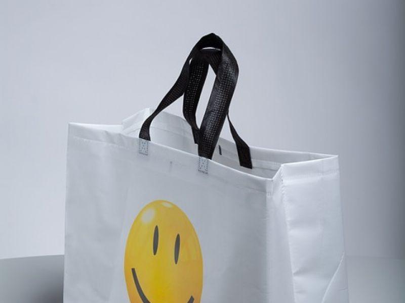 torba eko z banerów powyborczych