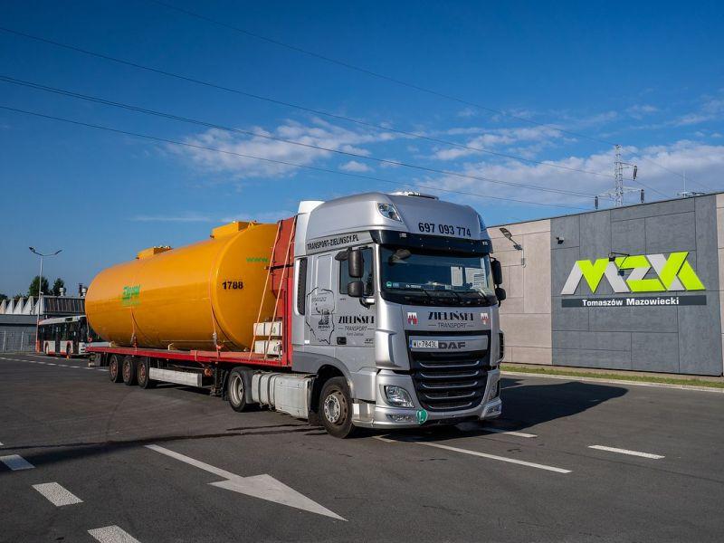 Powstanie nowa stacja paliw w MZK