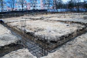Powstają fundamenty nowego miejskiego żłobka