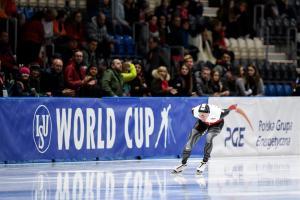 Umowa podpisana. Puchar Świata w łyżwiarstwie szybkim po raz trzeci w Arenie Lodowej