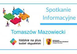 Budżet Obywatelski Samorządu Województwa Łódzkiego ‒ spotkanie informacyjne