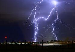 Uwaga na ulewne deszcze i burze