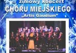 zaproszenie na koncert Artis Gaudium